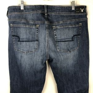 American Eagle Jeans size 20 Regular Kick Boot